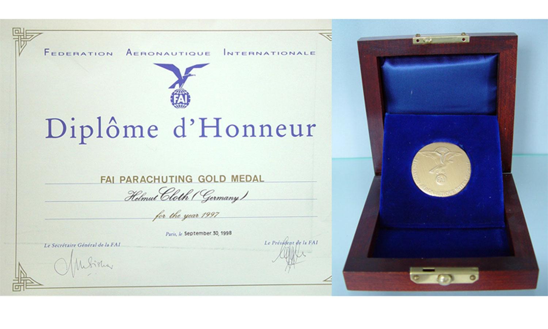 FAI-Gold-Medal