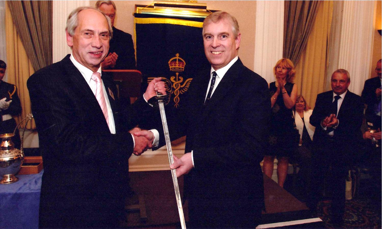 Helmut-Cloth-Jim-Crocker-Award