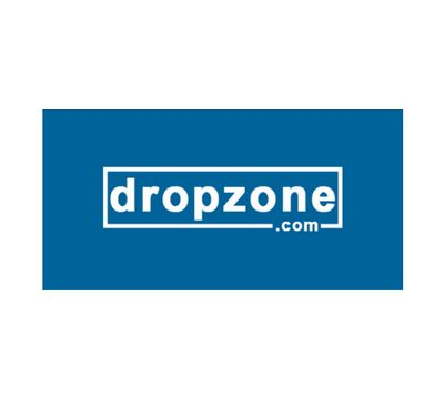 dropzone.com official logo