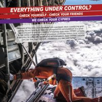 CYPRES advert under control
