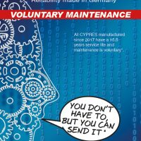 advert voluntary maintenance
