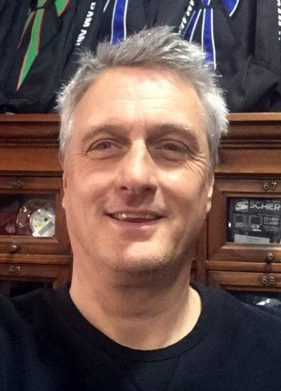 Headshot of Reinier Bos
