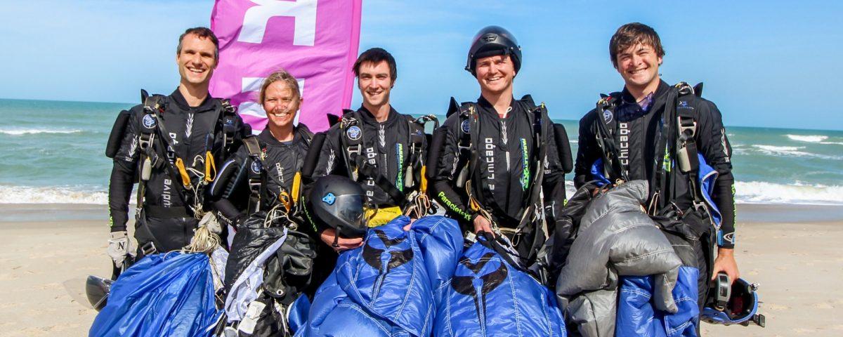 Team Skydive Chicago Rhythm XP