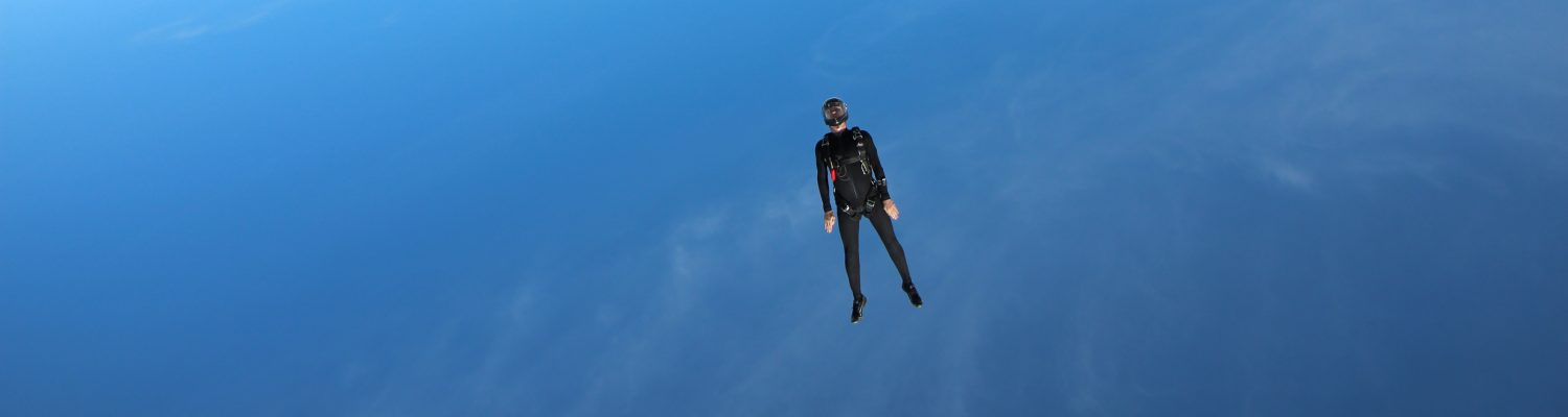 Marco Hepp Speed Skydiving