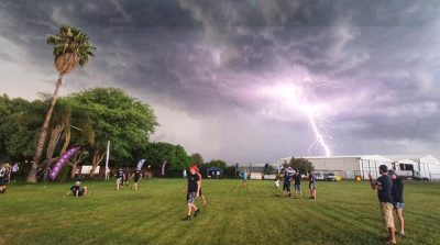 Storm at the WPC